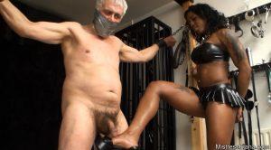 Ballbusting! HD – Mistress Kiana of London