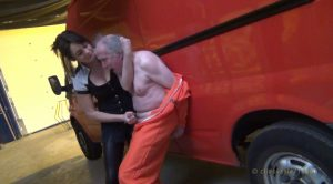 Escaped Convict Part 2 – Balls For Kicking