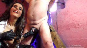 Lady Annabelle seduces her mailman! – Dominatrix Annabelle