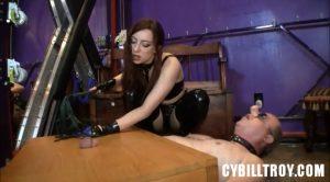 CBT Whack-A-Mole – Cybill Troy FemDom Anti-Sex League