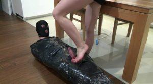 Hard Feet Torment – Mistress Arina