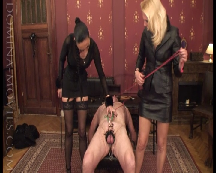 Mistress lisa berlin on mistres irene of amsterdam - 3 part 6