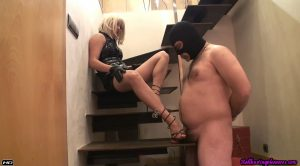 Cock and Balls Pleasure – Karen – Ballbusting Pleasures