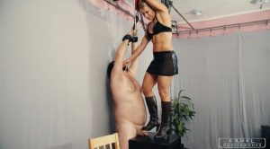 Piece of meat for her – Mistress Zita – CRUEL PUNISHMENTS – SEVERE FEMDOM