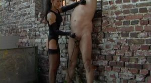 Ejaculation Of A Tortured Cock – Ball Busting Chicks