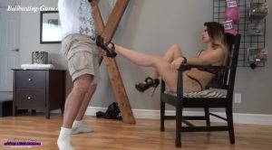 My Pumps Want to Pump Nuts Part 1 – Lady Shayne – Girls Next Door: TEAM BALLBUSTER