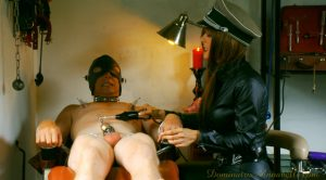 Sadistic Medical Play with my two submissives! – Dominatrix Annabelle