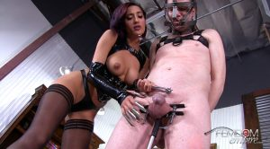 Vicious Femdom Empire – Cock Claws – Chloe Amour