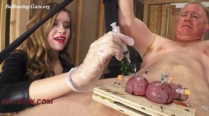 Dominatrix Checklist – Princess Kaelin – Ballbustin' & Foot Lovin'