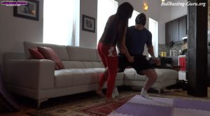 Electra Wrestles His Balls Off – Girls Next Door: TEAM BALLBUSTER