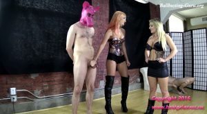 Amadahy and Cali – Enthusiastic Cali Learns to Ballbust – Brat Princess 2
