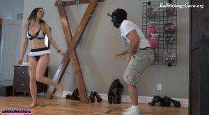 Let Your Bratty Girlfriend Bust Your Balls – Part 1 – Lady Shayne – Girls Next Door: TEAM BALLBUSTER
