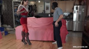 Seasons Beatings – Lady Shayne – Girls Next Door: TEAM BALLBUSTER