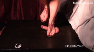 Mistress Ivy Tries Sandals – Brutal BDSM