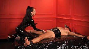 Tormenting My Toy – Mistress Nikita FemDom Videos