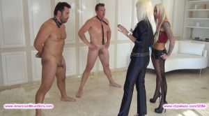 Barb Wire Kicks Ass! – THE MEAN GIRLS – Barb Wire, Queen Kasey