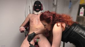Cock head needling – Mistress Lady Renee