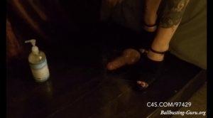 First High Heel Insertion – Mistress Mayhem – Brutal BDSM