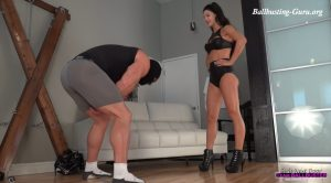 Part 1 Ballbusting Brutality 11 – Alexa Fire – Girls Next Door: TEAM BALLBUSTER
