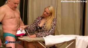 Penny's Sunday Morning Ironing Pleasure – Xdreams Handjobs