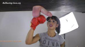 Cum Boxing – MP4 Large – Dani Dupree – Ballbustin' & Foot Lovin'