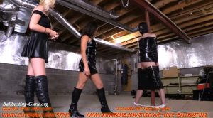 Kicking For Accuracy! (TOP CHOICE OCTOBER CLIP) – Chichi Medina, Princess Chloe – We Love Ballbusting