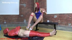 Show Me How Much You Worship Me! – Goddess Amadahy – We Love Ballbusting