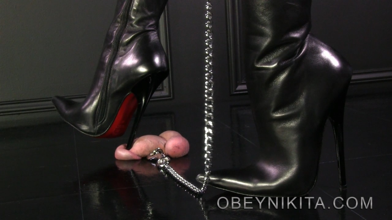 Think, that Mistress michelle boot slut are