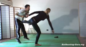 Chiara sadistic and cruel karate killer part.3 – Martial Fetish