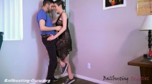 Kisses and Knees – Ballbusting Beauties – Little Jay
