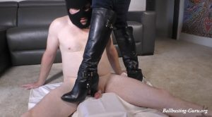 One Minute To Bust Beneath My Boot – The Wolfe Sole Experience – Janira Wolfe