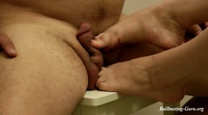 Painful cum on the chair – Total Destruction