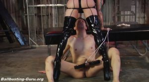 Trained as Cybill's Boot-Sucking Slut – Cybill Troy FemDom Anti-Sex League