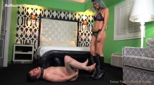 You'll Take Your Ballbusting because Goddess Says So – Featuring Goddess Asia Perez – Torture Time