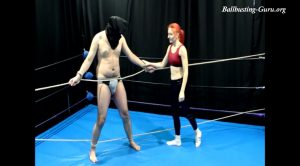 Ballbusted by two russian girls – Russian ballbusting and beatdown st