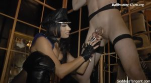 Extreme Chastity Torture – Goddess Tangent World of Femdom