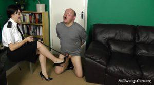 Off duty visit – Miss Jessica's Punishments UK