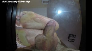 Underglass cock and balls crush – Karina Femdom Store