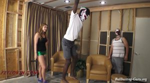 Ballbustin' & Foot Lovin' – Lucha libre Cajones – MP4 Large – Princess Kaelin