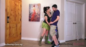 Step-Mom Grabs Control – Ballbusting Beauties – Amber Chase