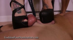 Suffer, Slut! – Goddess Foot Domination – Goddess Sarah Brooke, Goddess Brianna
