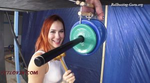 Testicle Stress Test – MP4 Large – Ballbustin' & Foot Lovin'