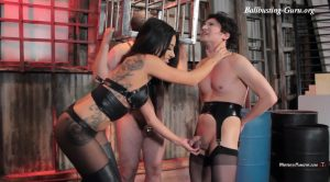 The Ballbusted sissy – Goddess Tangent World of Femdom