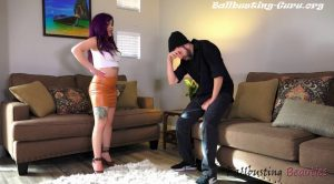 50 Kicks for a Date – Ballbusting Beauties