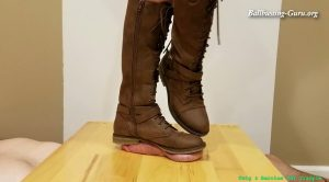 Bellissimo Boots – Twig And Berries CBT Trample