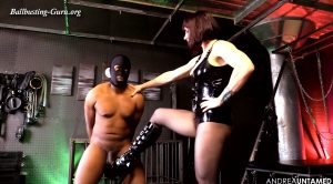 Busted Bag-O-Peanuts – Miss Untamed FemDom Fetish Clips – Mistress Andrea