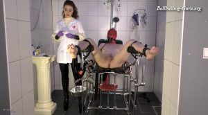 Hooked on needling – Mistress Lady Renee