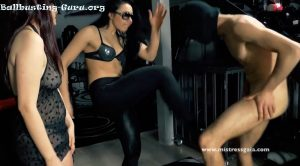 MISTRESS GAIA – EXTREME BALLBUSTING – HD