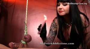 Cbt: Clamps, Smacks & Wax – My Fetish Addictions – Maya Sinstress