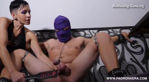 Enchained to crush your balls – Full HD version – Padrona Era